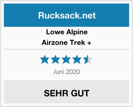 Lowe Alpine Airzone Trek + Test
