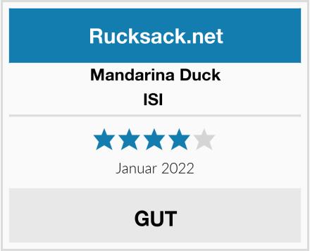 Mandarina Duck ISI  Test