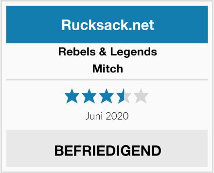 Rebels & Legends Mitch Test