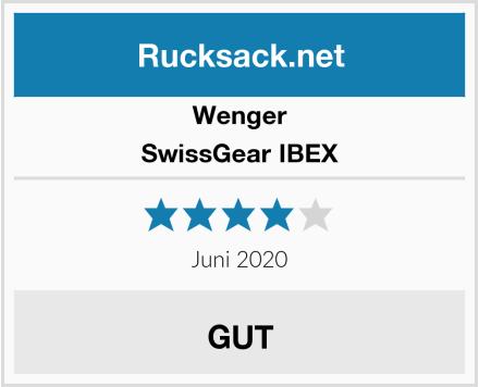 Wenger SwissGear IBEX Test