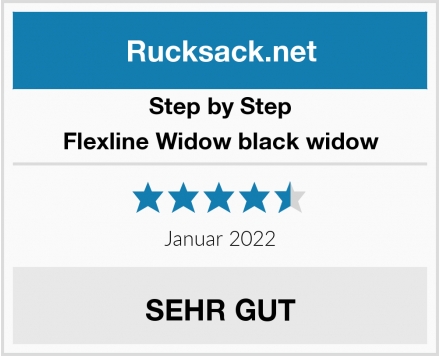 Step by Step Flexline Widow black widow Test
