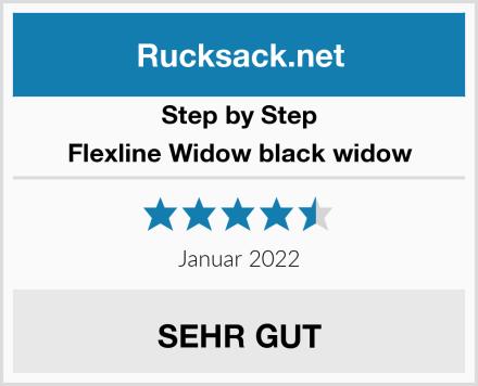 Step by Step Flexline Widow black widow Test