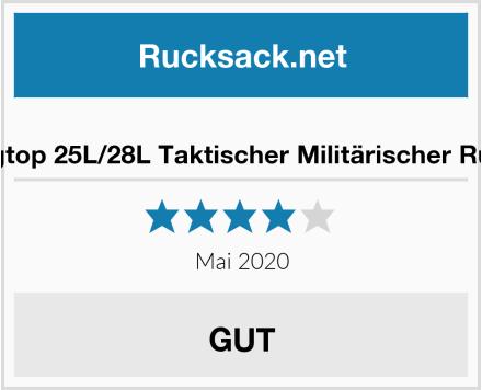 Mardingtop 25L/28L Taktischer Militärischer Rucksack Test