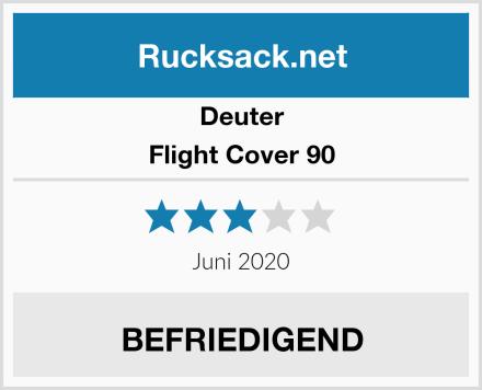 Deuter Flight Cover 90 Test
