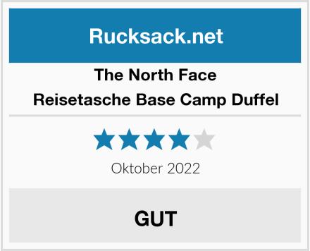 The North Face Reisetasche Base Camp Duffel Test