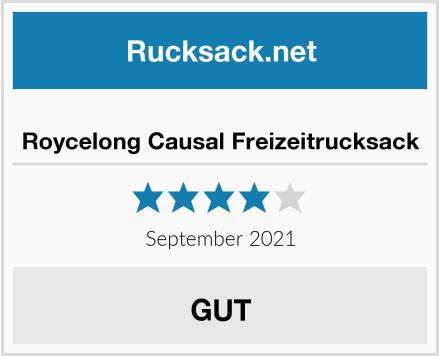 Roycelong Causal Freizeitrucksack Test