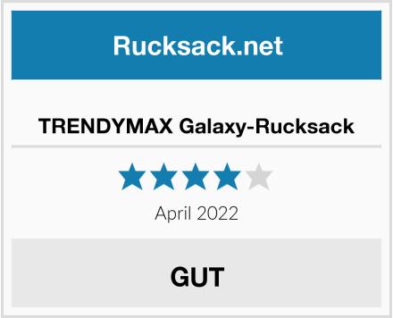 TRENDYMAX Galaxy-Rucksack Test