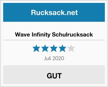 Wave Infinity Schulrucksack Test