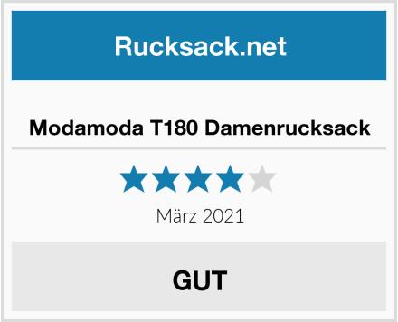 Modamoda T180 Damenrucksack Test