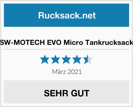 SW-MOTECH EVO Micro Tankrucksack Test