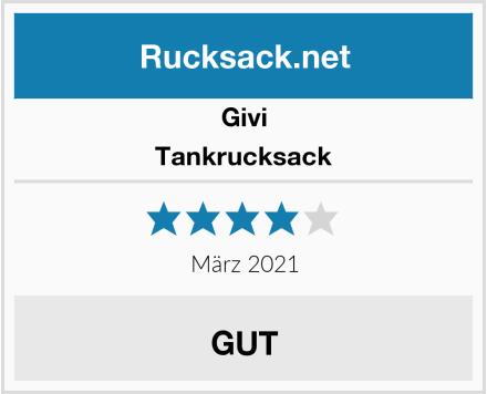 Givi Tankrucksack Test