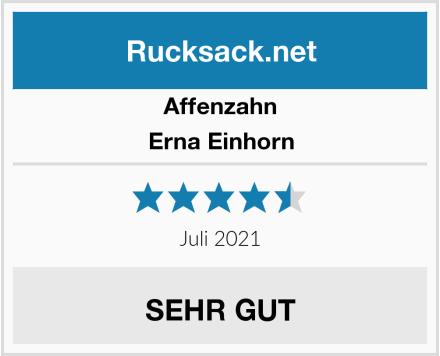 Affenzahn Erna Einhorn Test