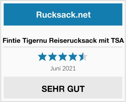 Fintie Tigernu Reiserucksack mit TSA Test