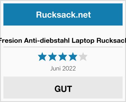 Fresion Anti-diebstahl Laptop Rucksack Test