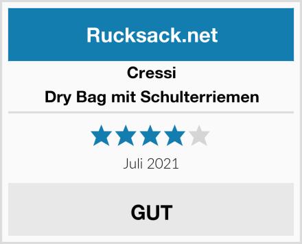 Cressi Dry Bag mit Schulterriemen Test