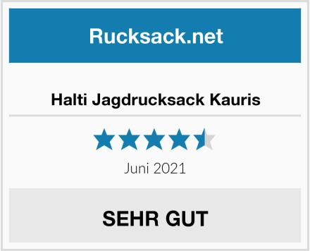 Halti Jagdrucksack Kauris Test