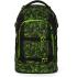 Satch Schulrucksack-Set 2-TLG Pack Green Bermuda
