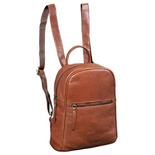 Stilord Scarlett Vintage Rucksack