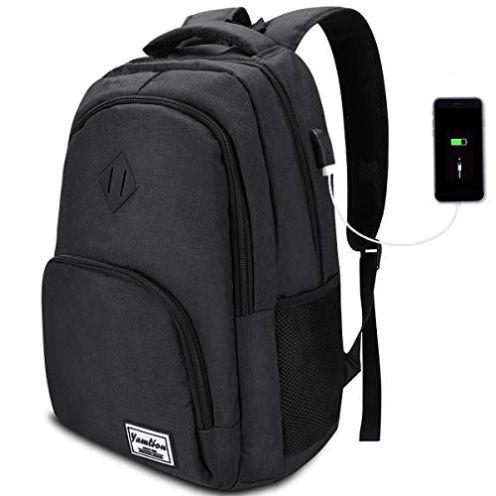 Yamtion Rucksack mit USB-Anschluss