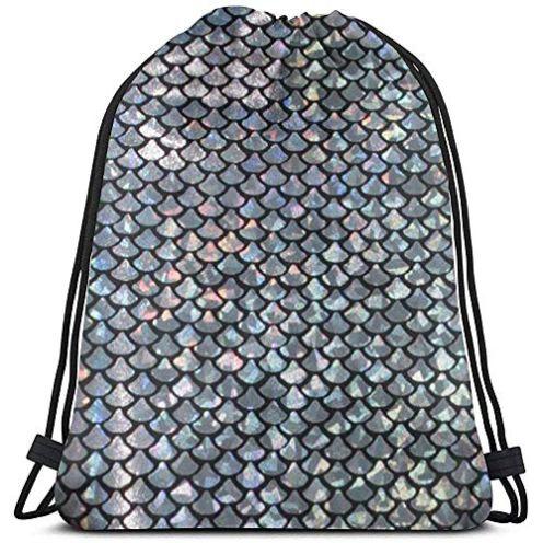 senob Swatsh Silver Fish Tasche