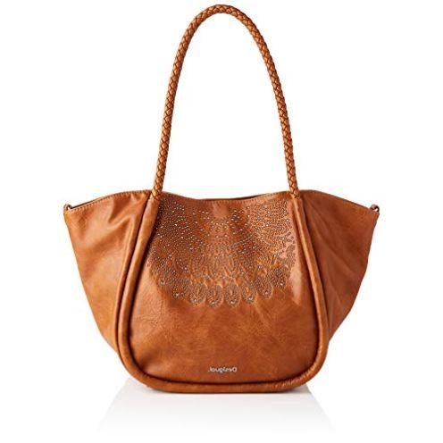 Desigual Woman Shoulder Bag Brown