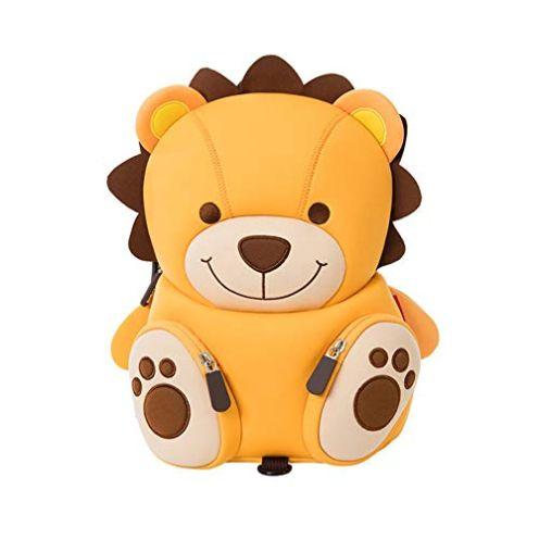 LeNuro Löwen Rucksack mit Zügel