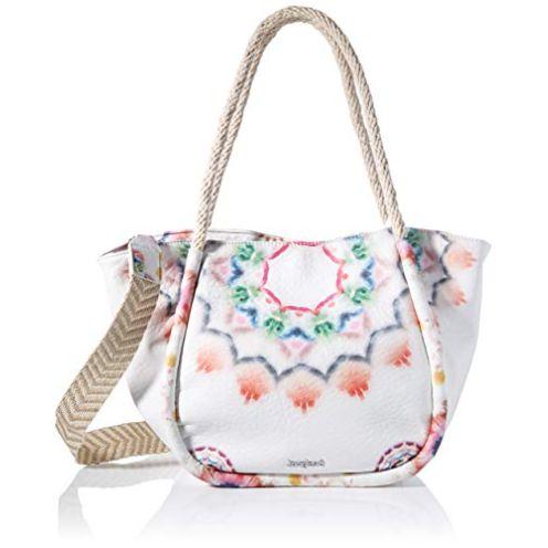 Desigual Shoulder Bag White U