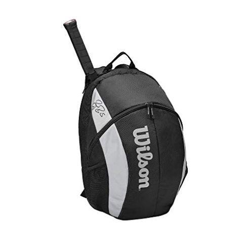 Wilson RF Team Backpack Black Rucksack