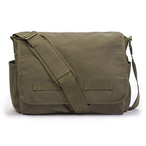 Sweatbriar Messenger Shoulder Bag