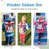 MIXIRL Kindergartenrucksack
