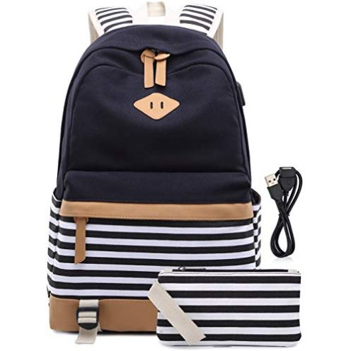 Meisohua Schulrucksack für Mädchen